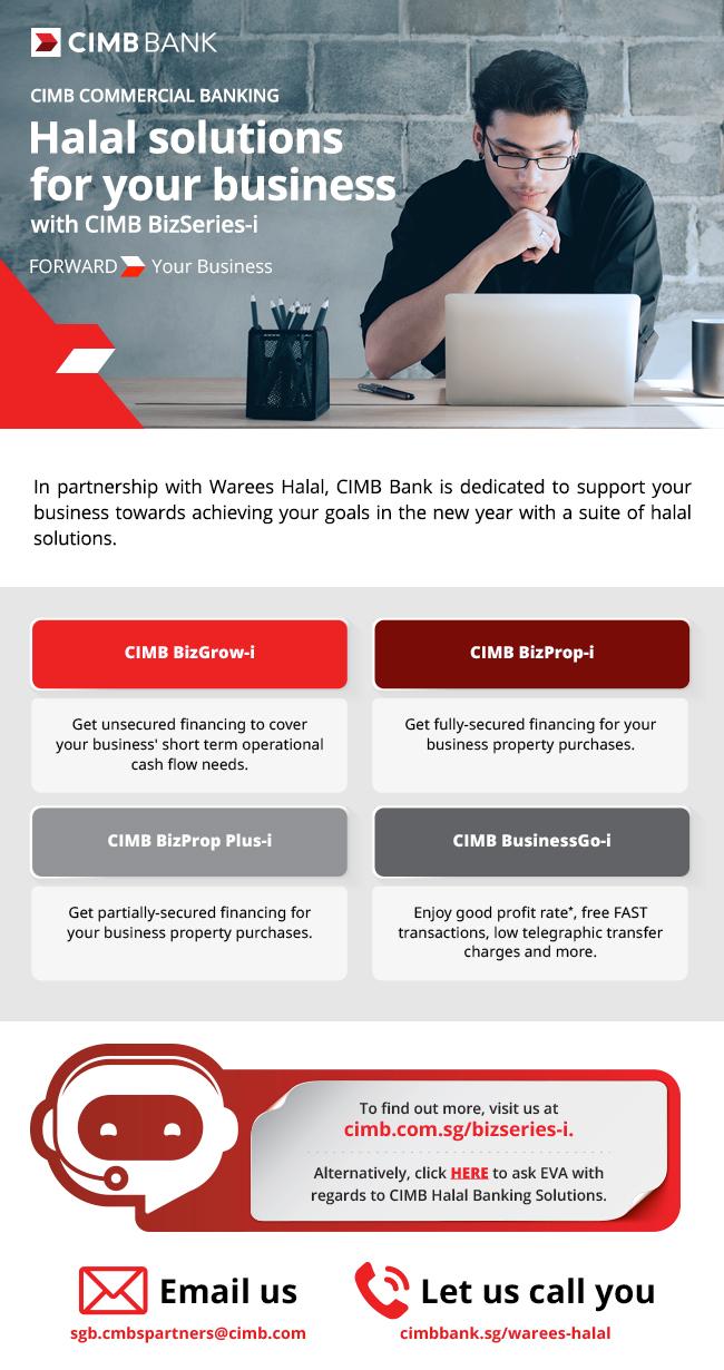 CIMB Bank SG